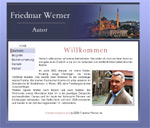 Bildschirmfoto von friedmar-werner.de
